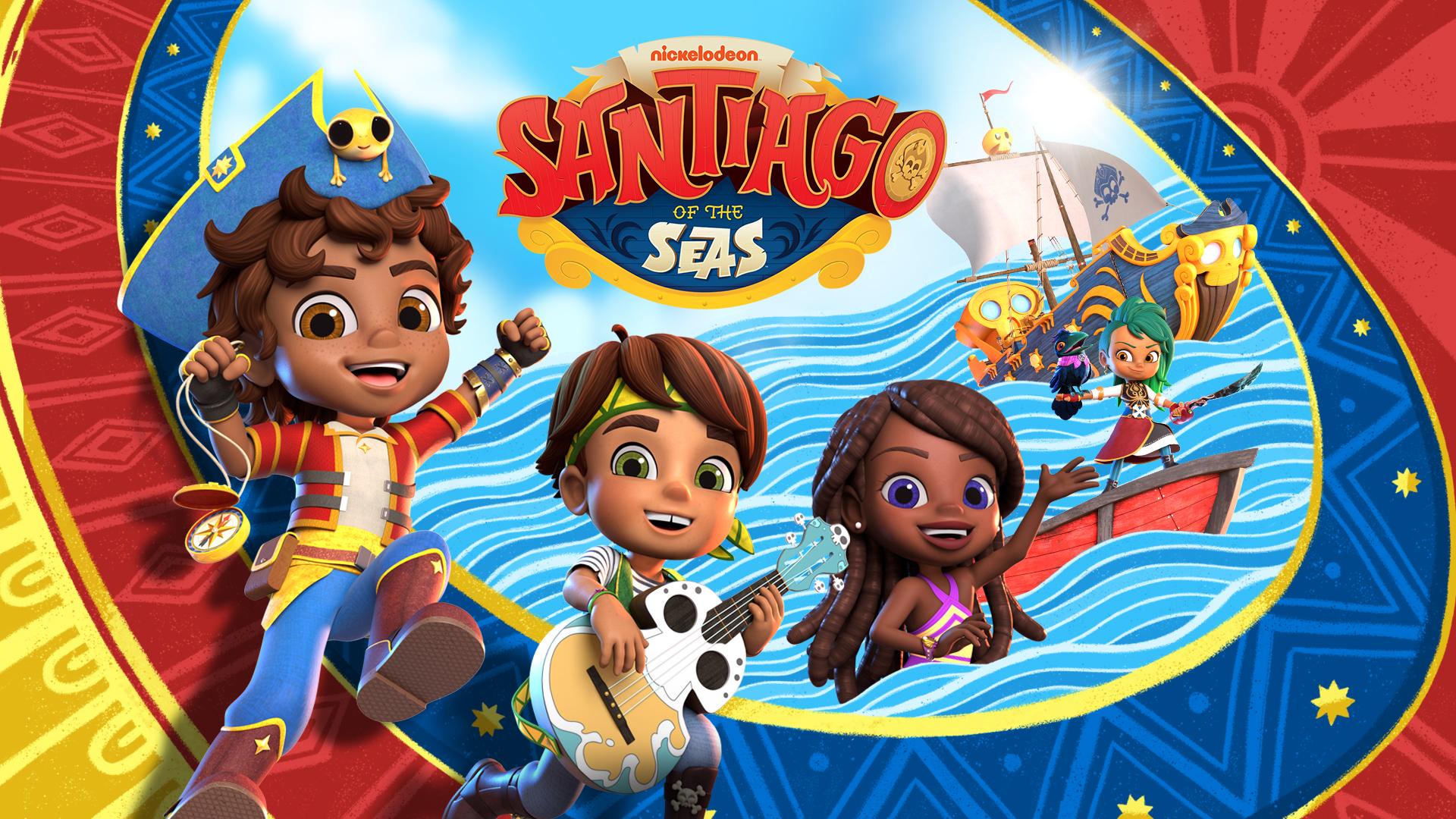 Santiago of the Seas Season 1