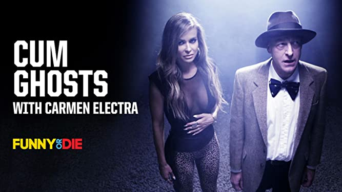 Lost Ghosts with Carmen Electra
