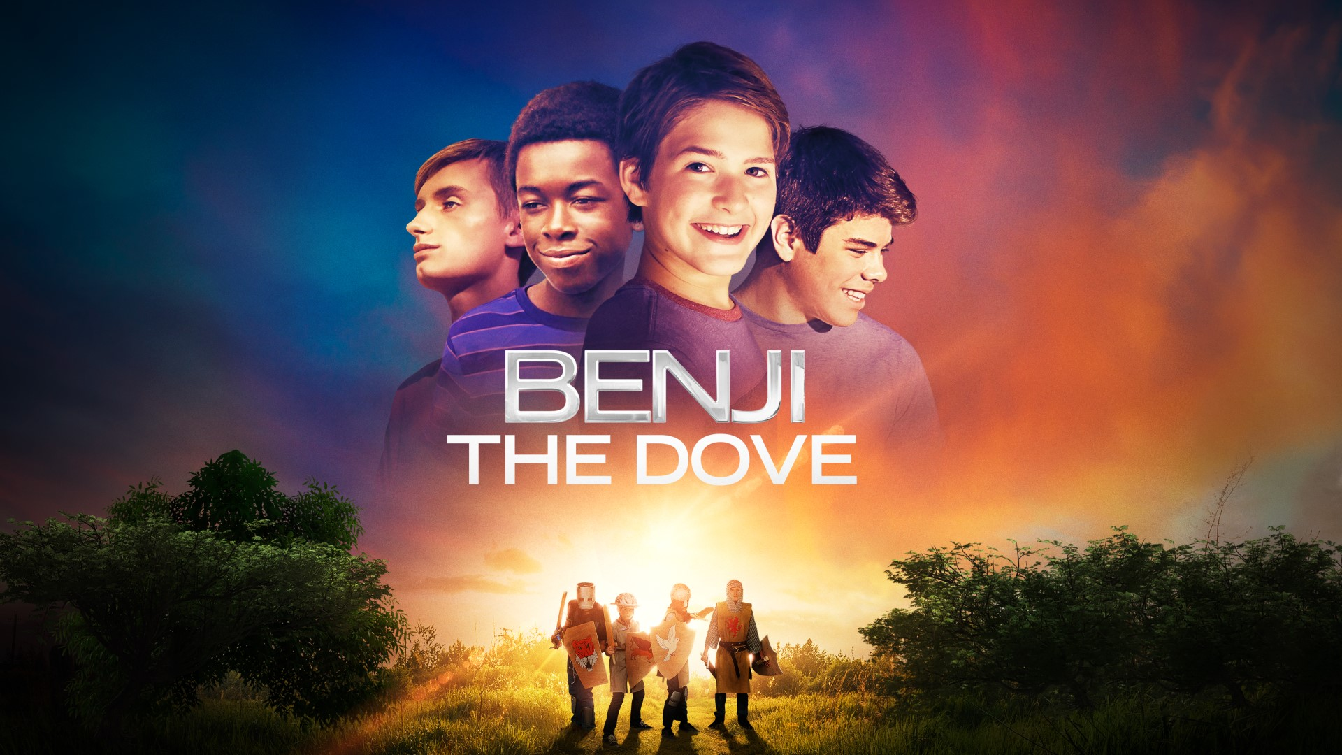 Benji the Dove