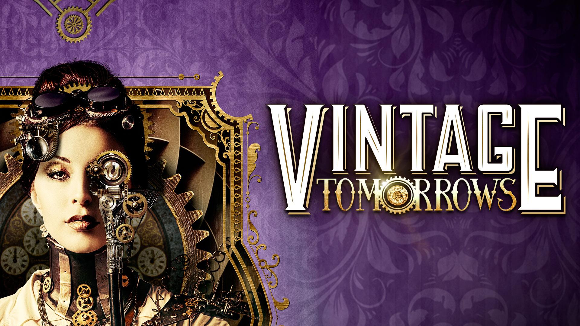 Vintage Tomorrows
