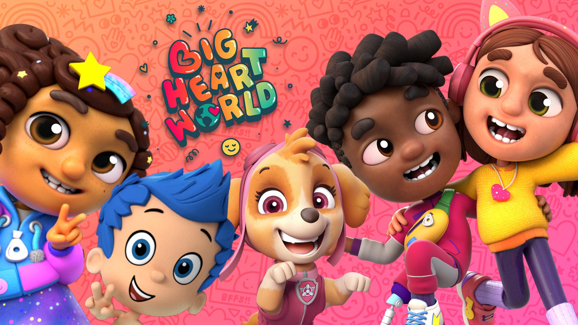 Big Heart World Season 1