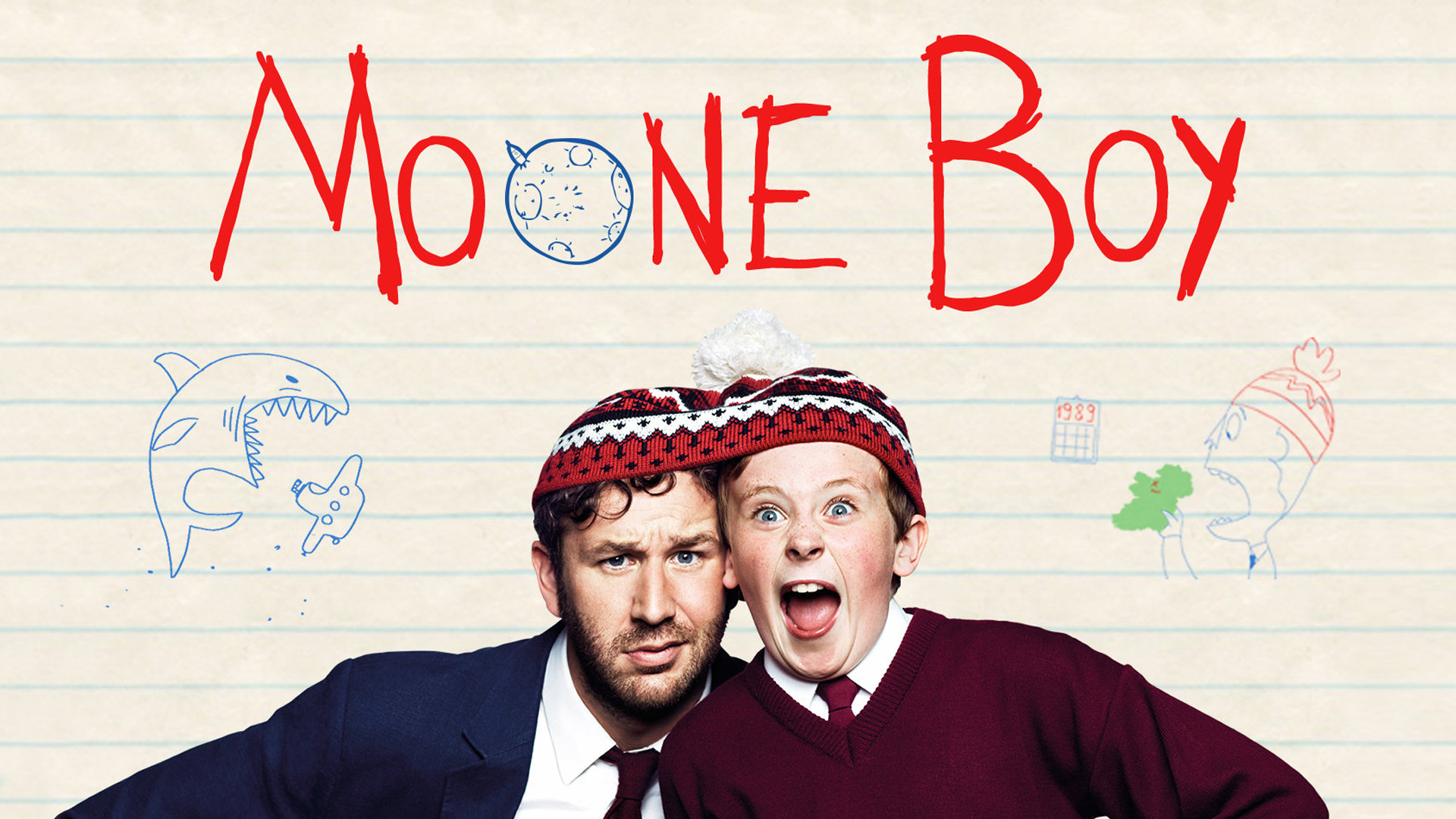 Moone Boy, Season 1