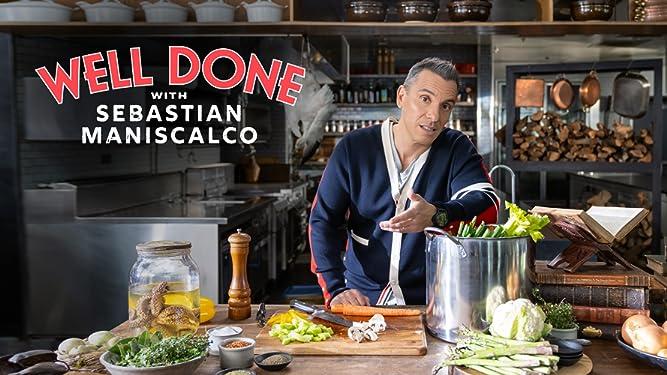 Well Done with Sebastian Maniscalco - Season 1
