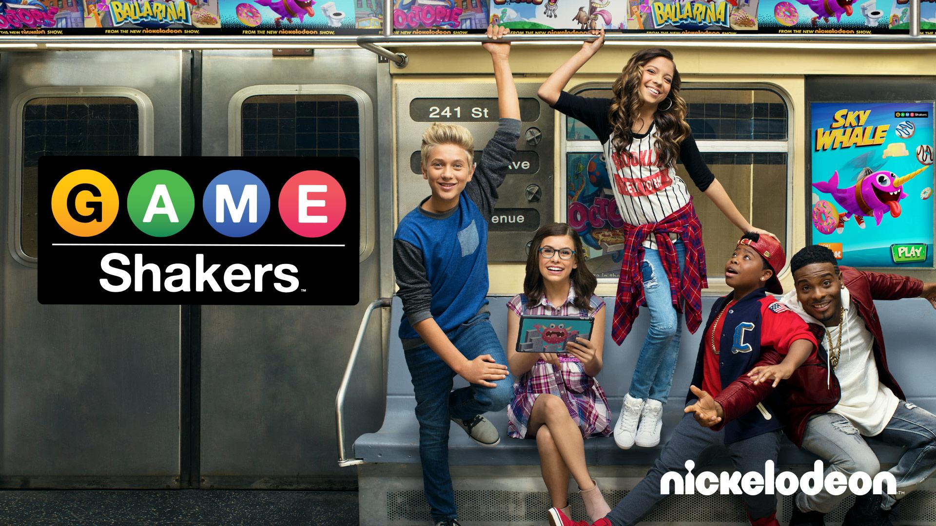 Game Shakers Season 1