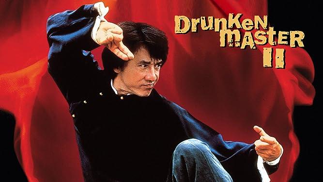 Drunken Master II