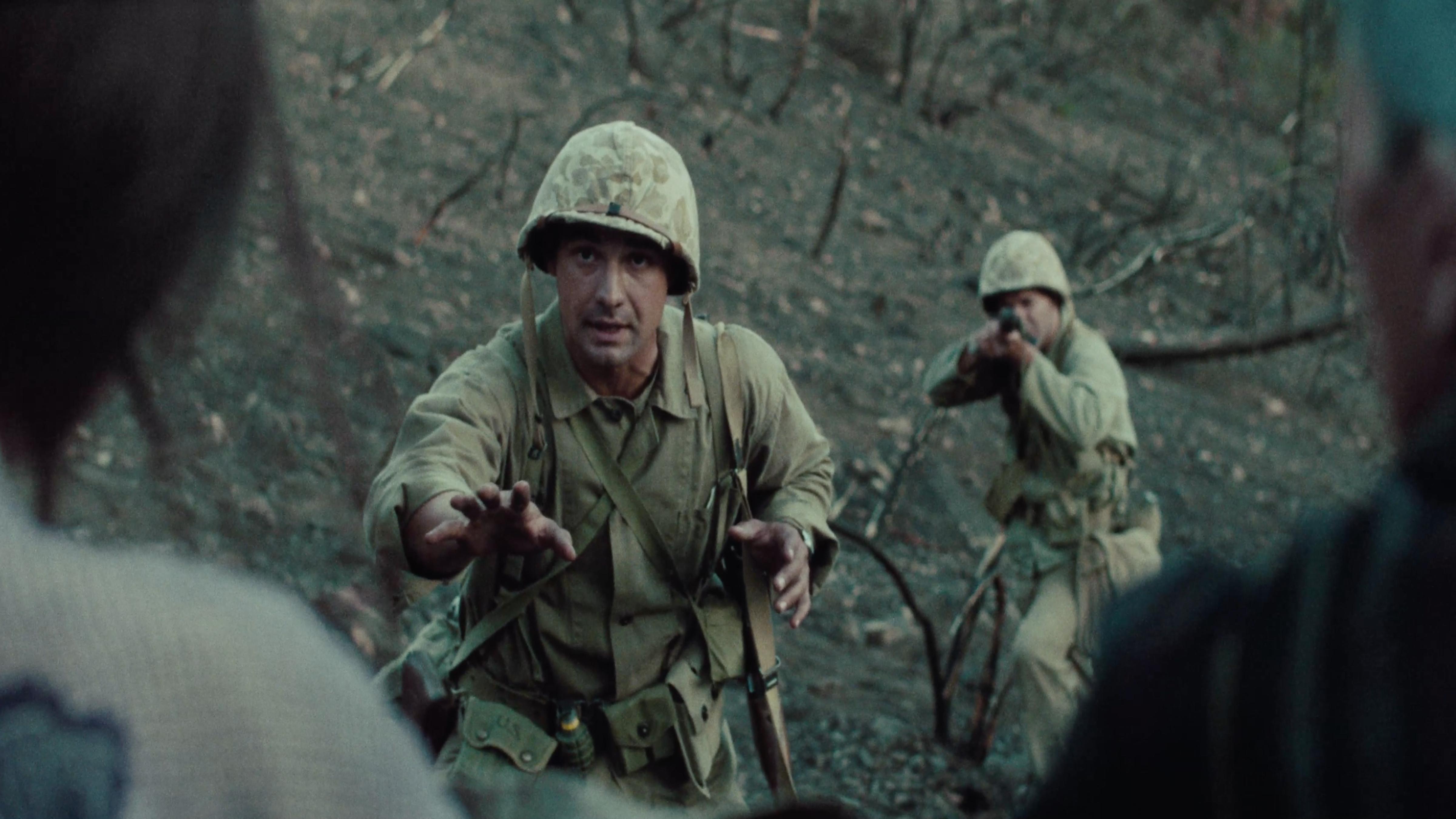 Last Patrol on Okinawa
