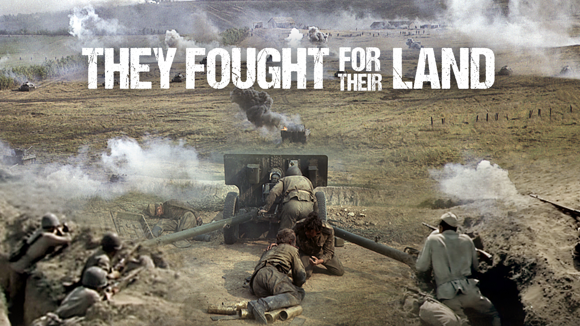 They Fought for Their Land