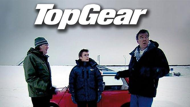 Top Gear (UK) Specials