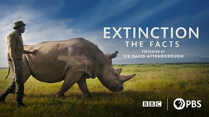 انقراض: واقعیتها (مستند)