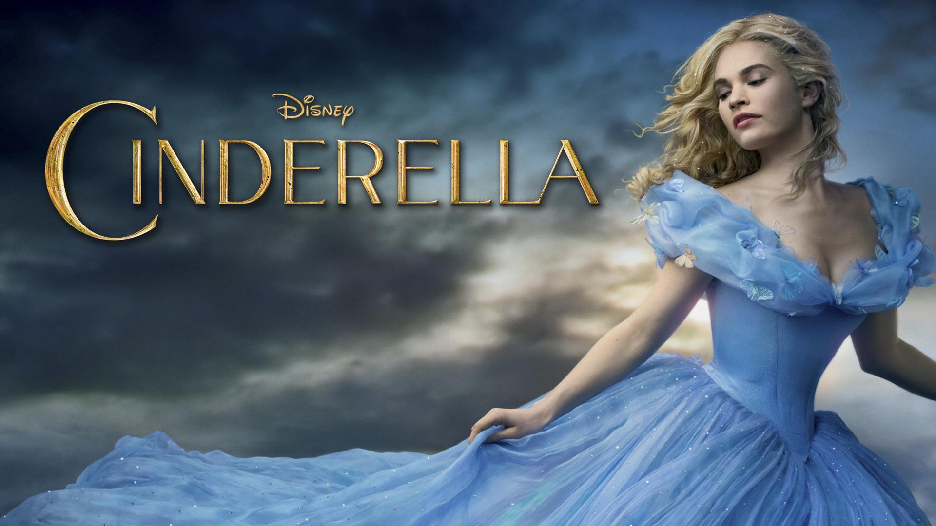 Cinderella (2015) (Theatrical)