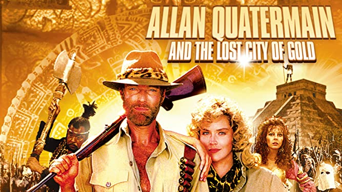 Allan Quartermain & the Lost City of Gold