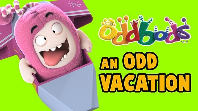 Oddbods - An Odd Vacation