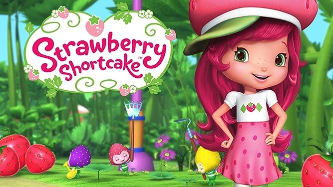 Strawberry Shortcake Berry Bitty Adventures