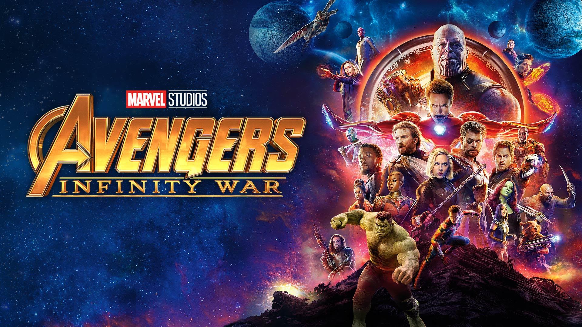 Marvel's Avengers: Infinity War (4K UHD)