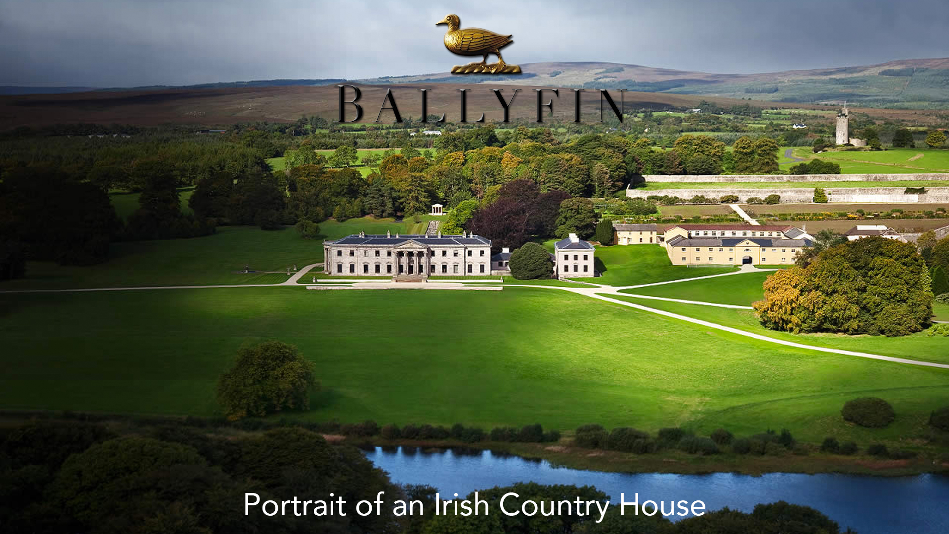 Ballyfin: Portrait of an Irish Country House