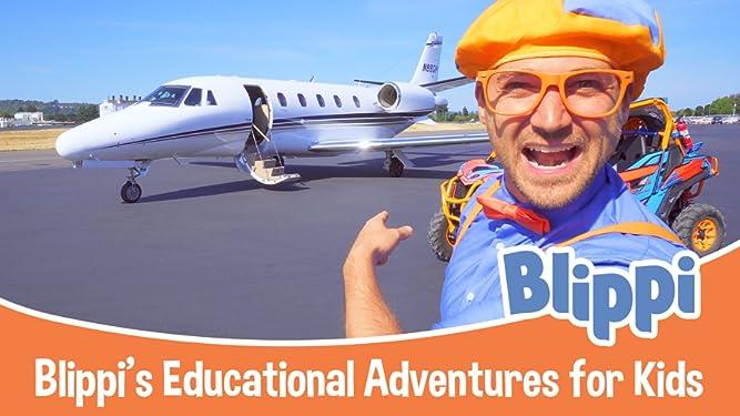 Blippi - Blippi's Educational Adventures for Kids