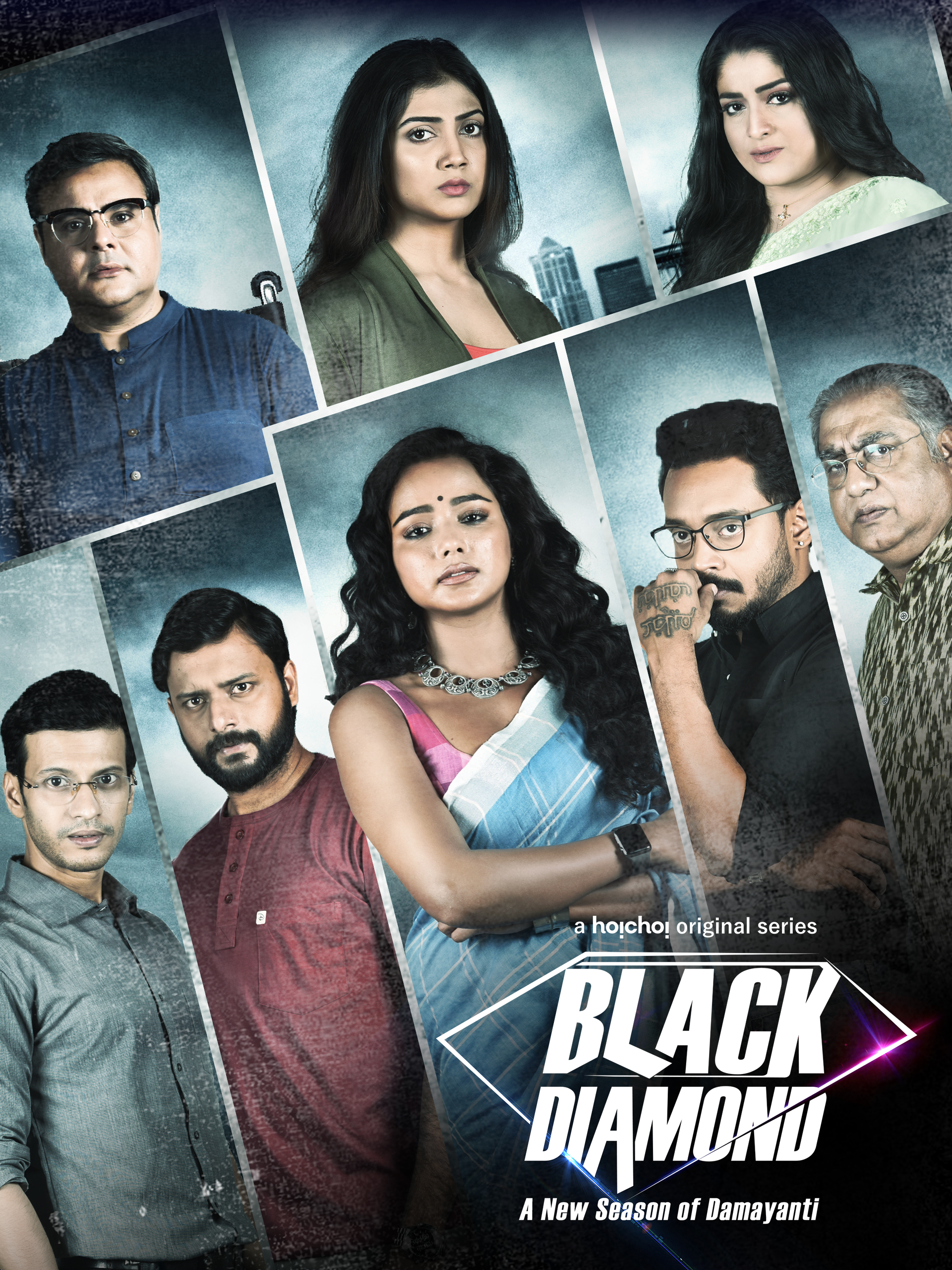 Black Diamond (2021) Hindi Hoichoi WEB-DL x264 AAC