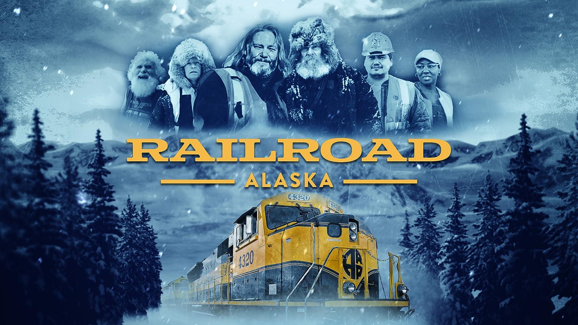 Railroad Alaska - Season 1
