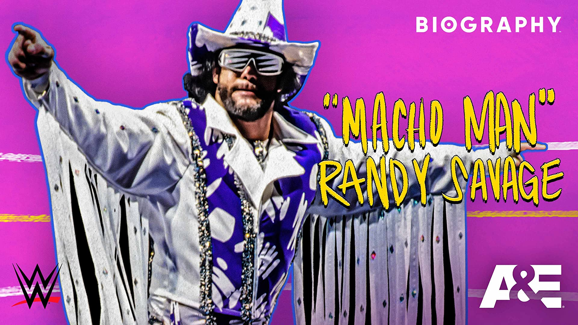 "Biography: ""Macho Man"" Randy Savage Season 1"