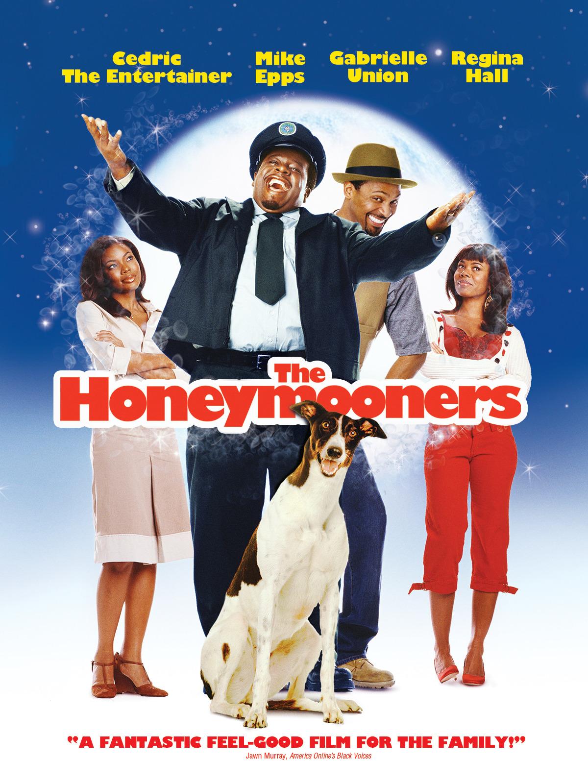 The Honeymooners (2005) Hindi Dubbed