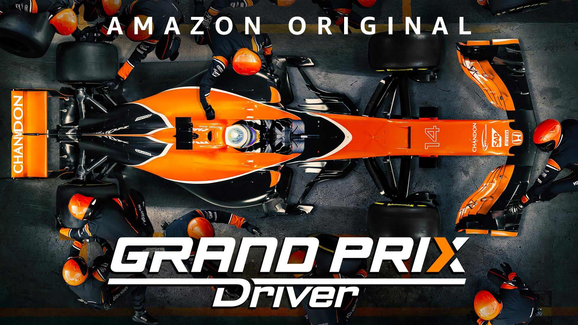 GRAND PRIX Driver - Stagione 1