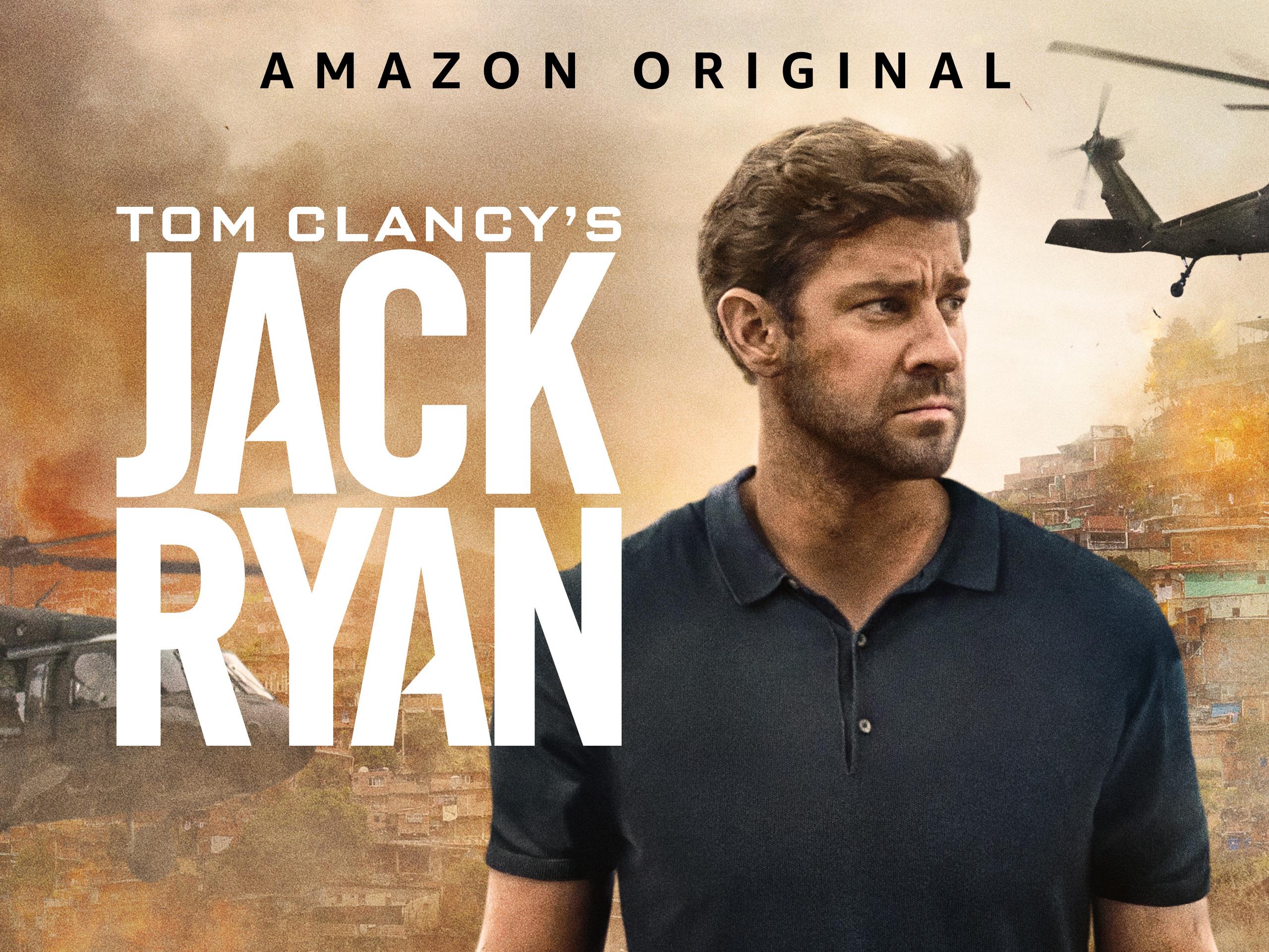 Prime Video: Jack Ryan de Tom Clancy - Segunda Temporada
