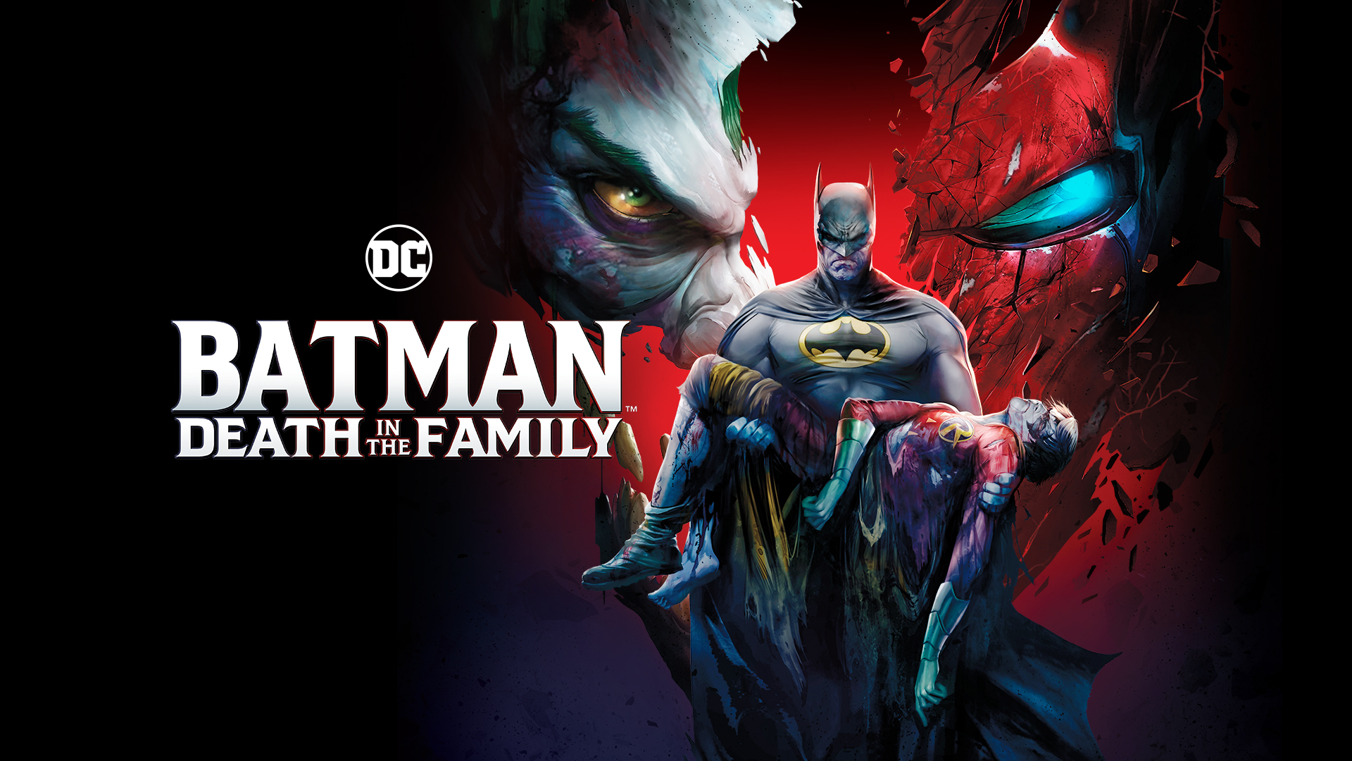 Batman: Death in the Family (Non-Interactive) (DC Showcase Shorts Collection)