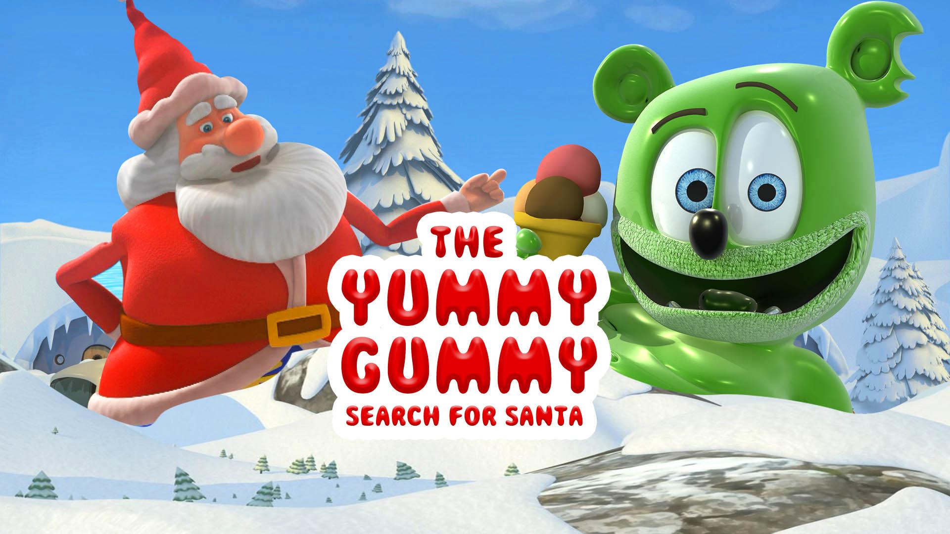The Yummy Gummy Search For Santa