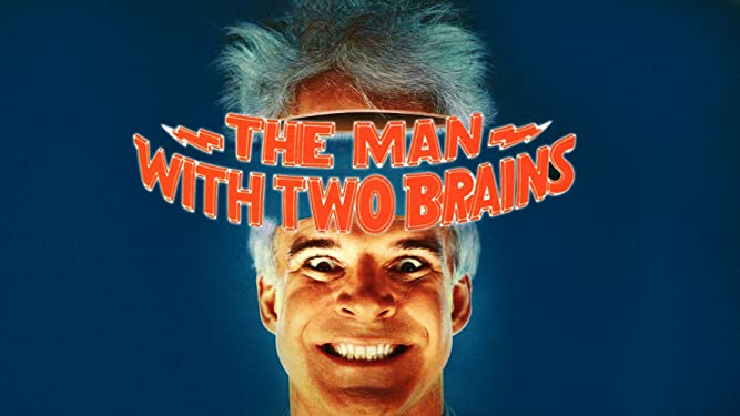 The Man With Two Brains
