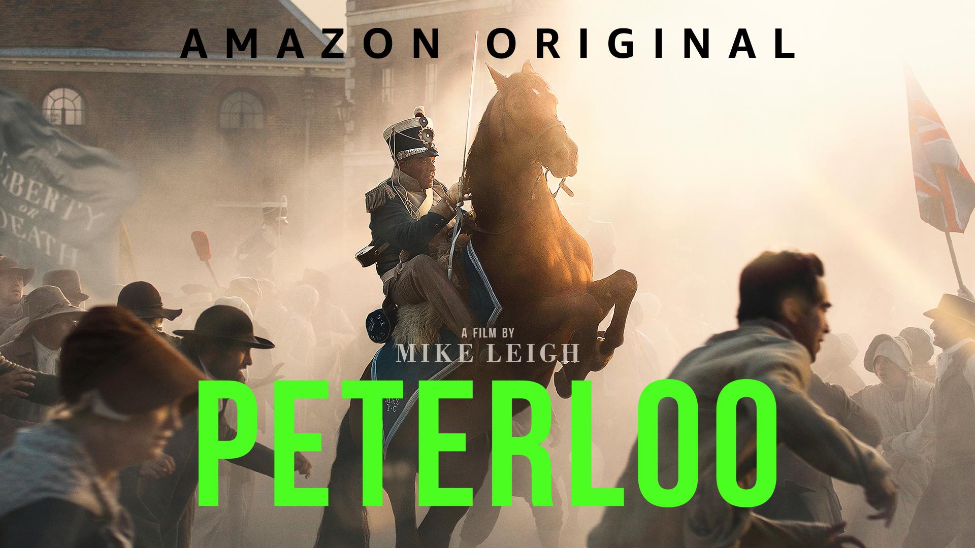 Peterloo (4K UHD)