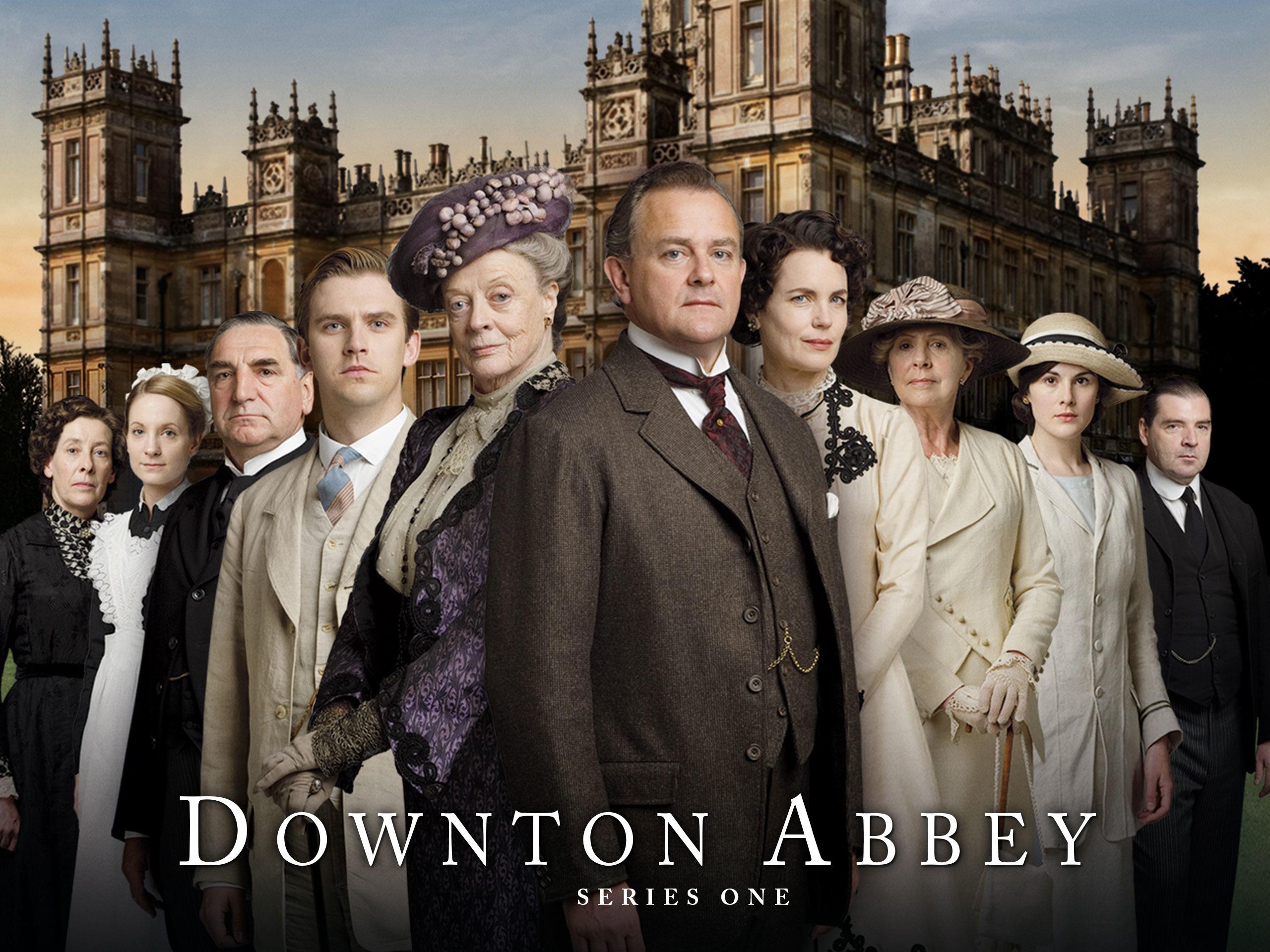 Prime Video: Downton Abbey - Season 1