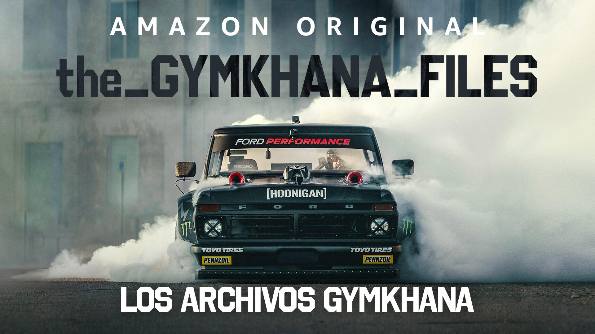 Los archivos Gymkhana - Temporada 1