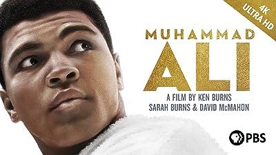 Muhammad Ali: A Film by Ken Burns, Sarah Burns & David McMahon (4K UHD)