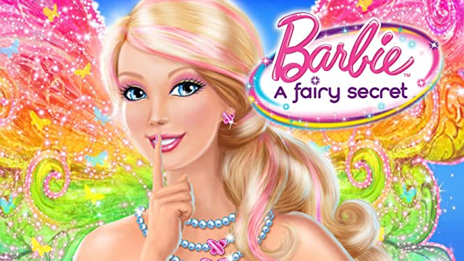 Barbie: A Fairy Secret