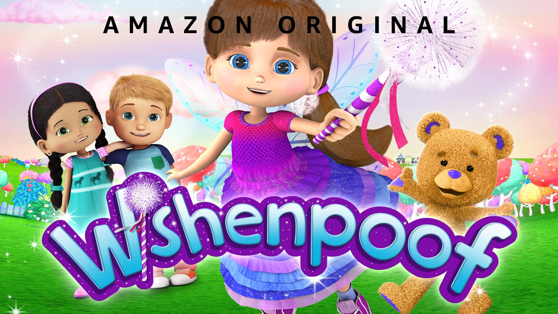 Wishenpoof! - Primeira Temporada