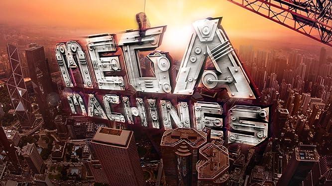 Mega Machines - Season 2