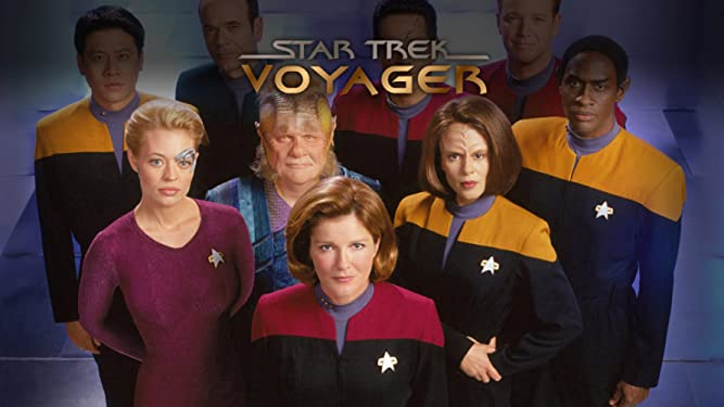 Star Trek: Voyager Season 5