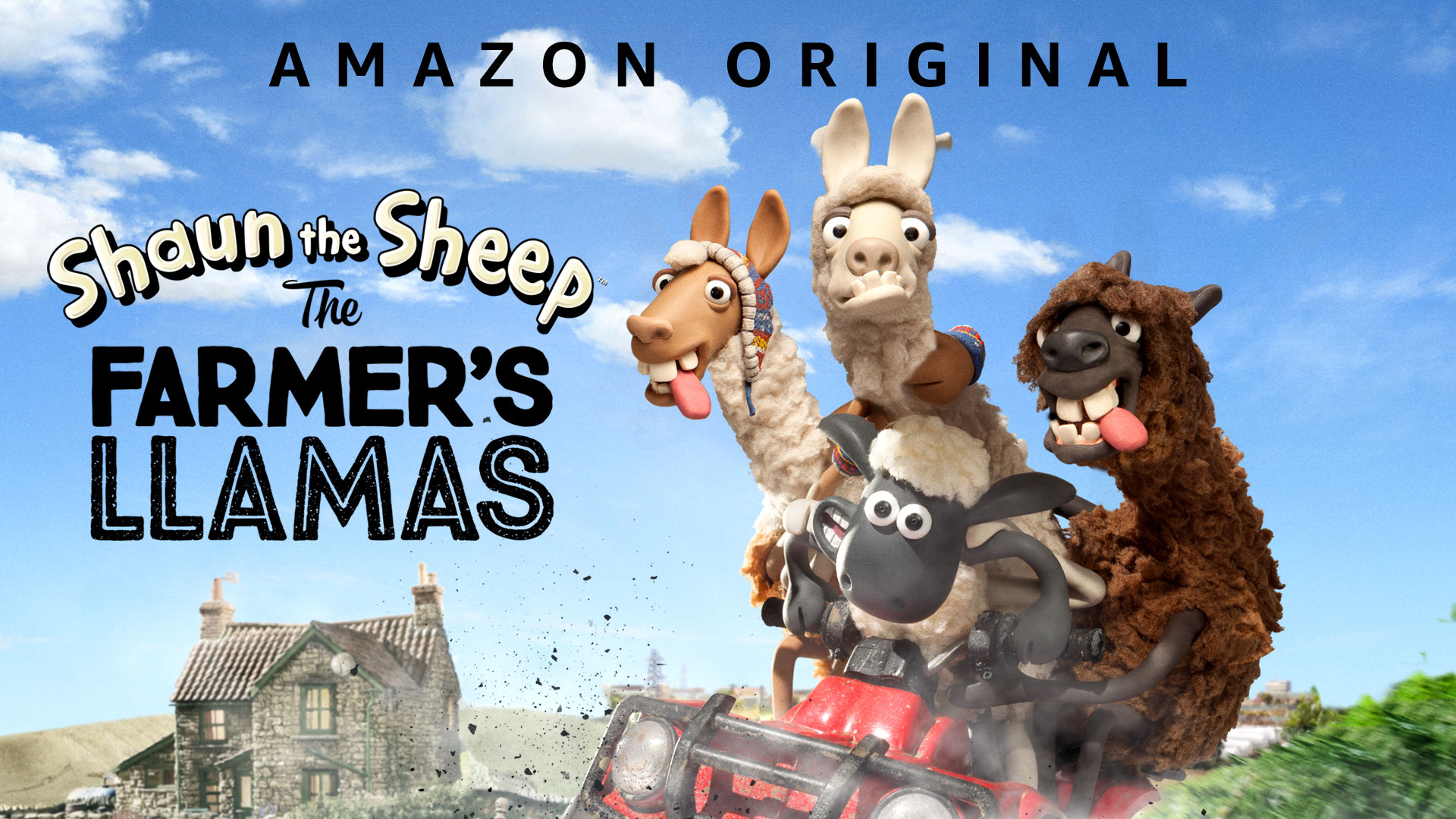 Shaun the Sheep - The Farmer's Llamas Season 1
