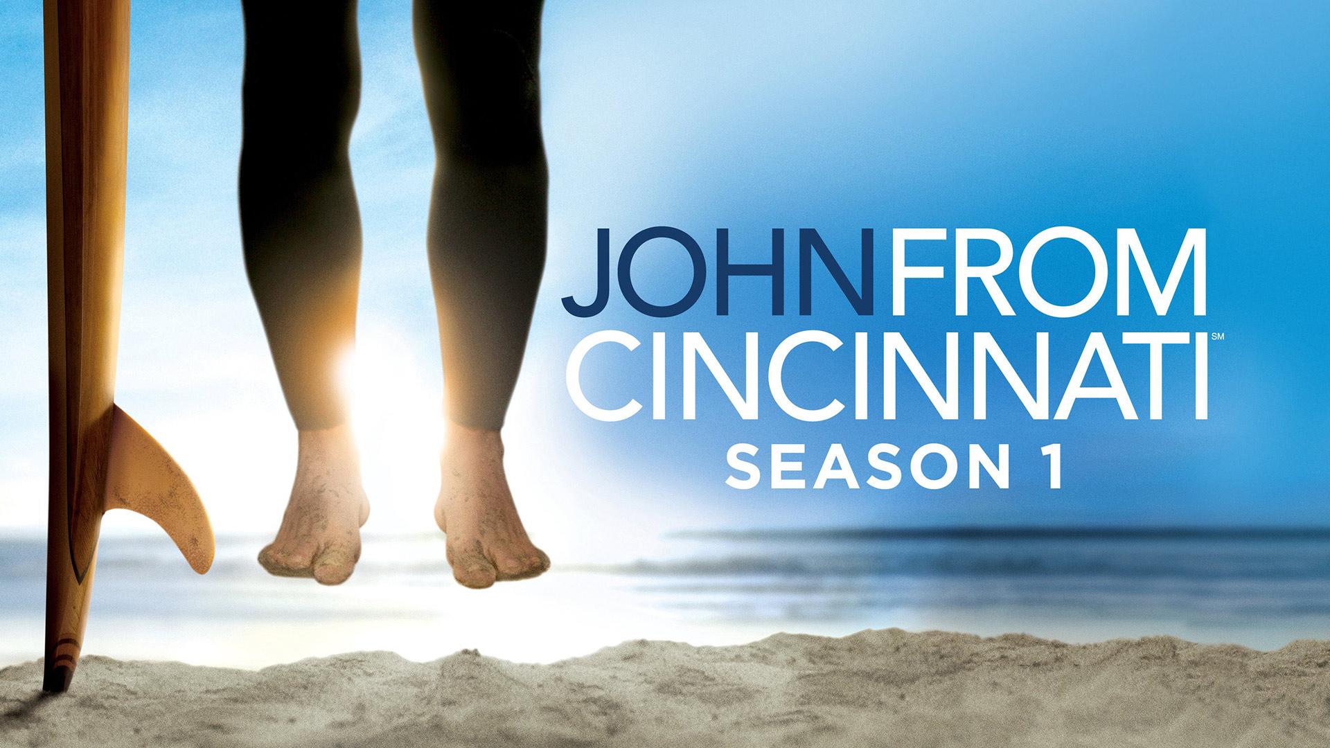 John From Cincinnati Season 1