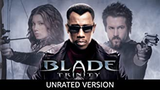 Blade: Trinity (Unrated)