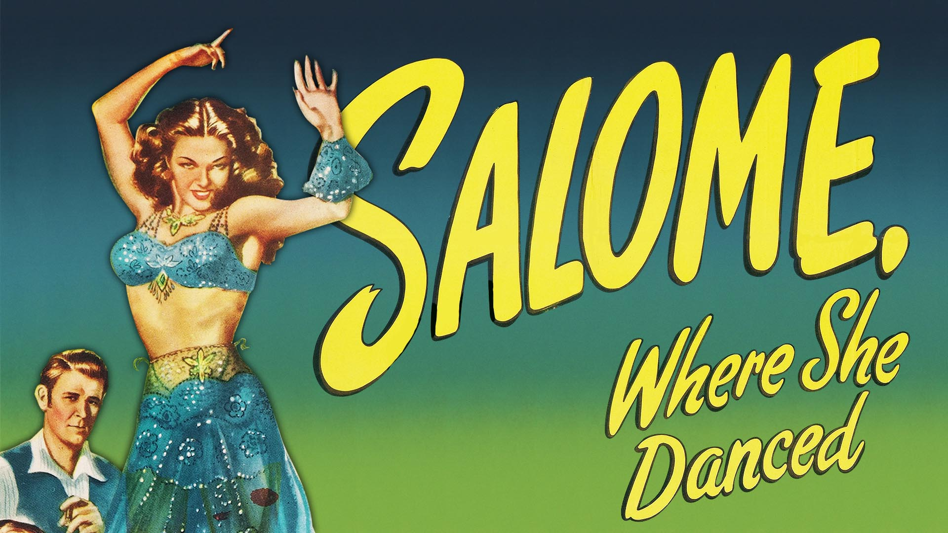 Salome Where She Danced