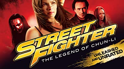 Street Fighter: The Legend of Chun-Li UNRATED