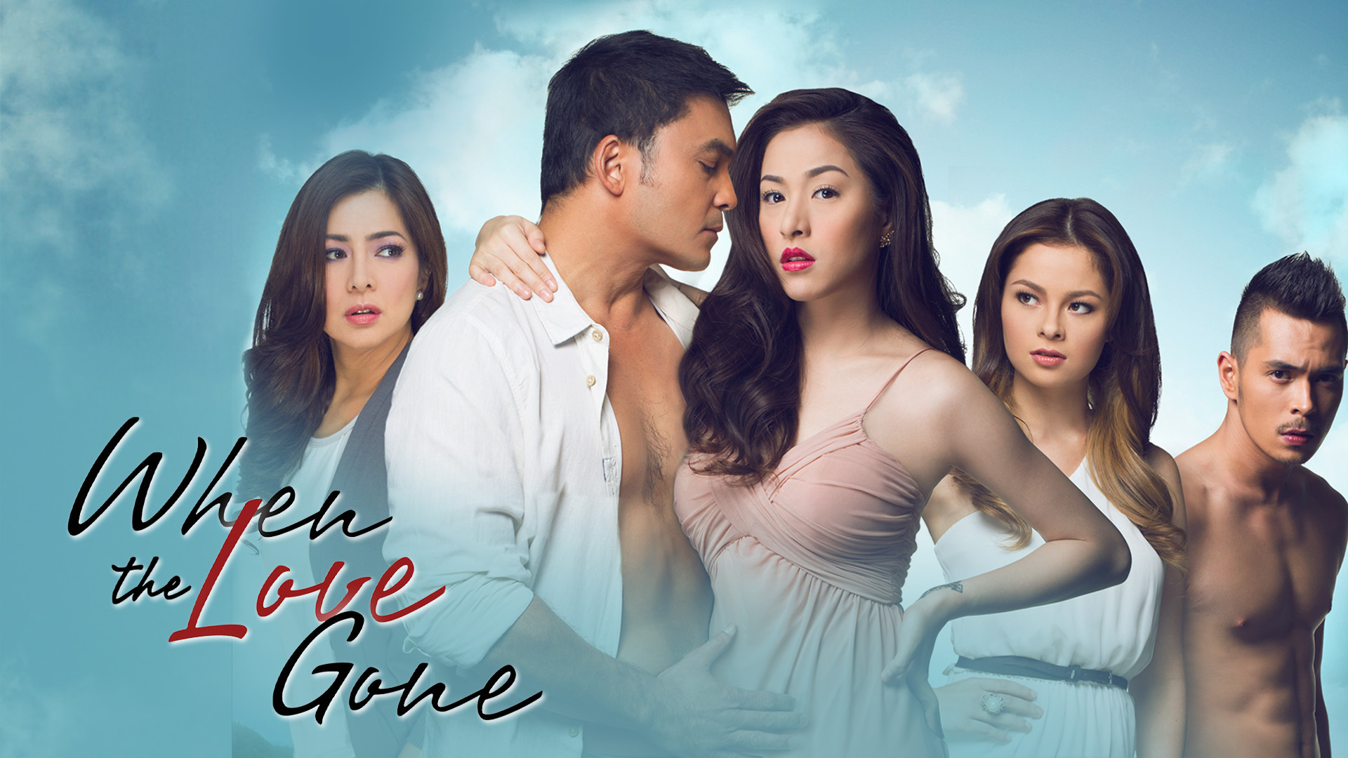 When The Love Is Gone (Tagalog Audio)
