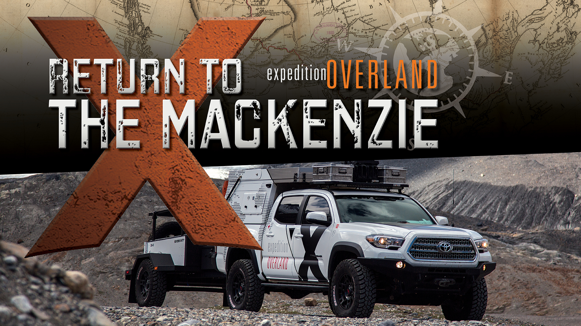Return to the Mackenzie - Expedition Overland