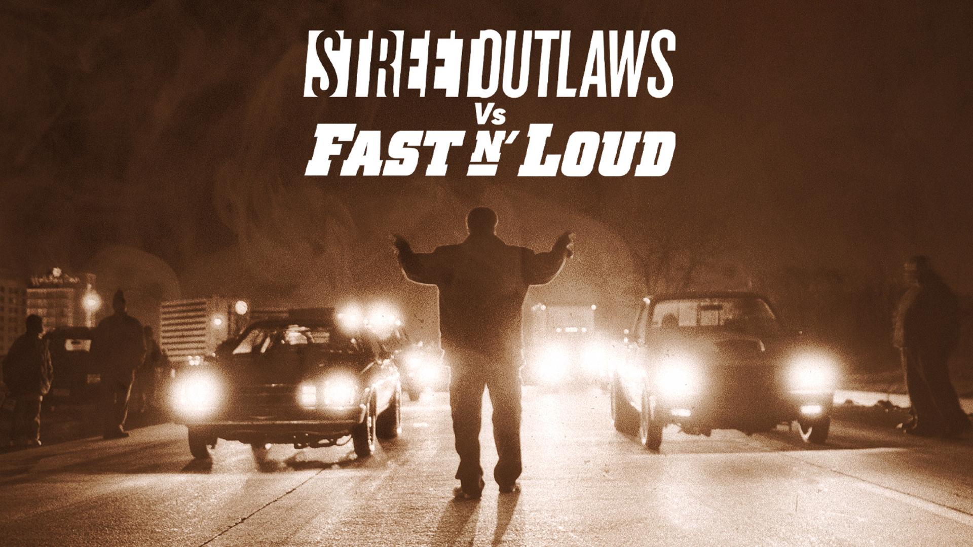Street Outlaws: Mega Race - Season 1