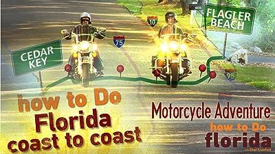 Clip: Coast to Coast Motorcycle Adventure