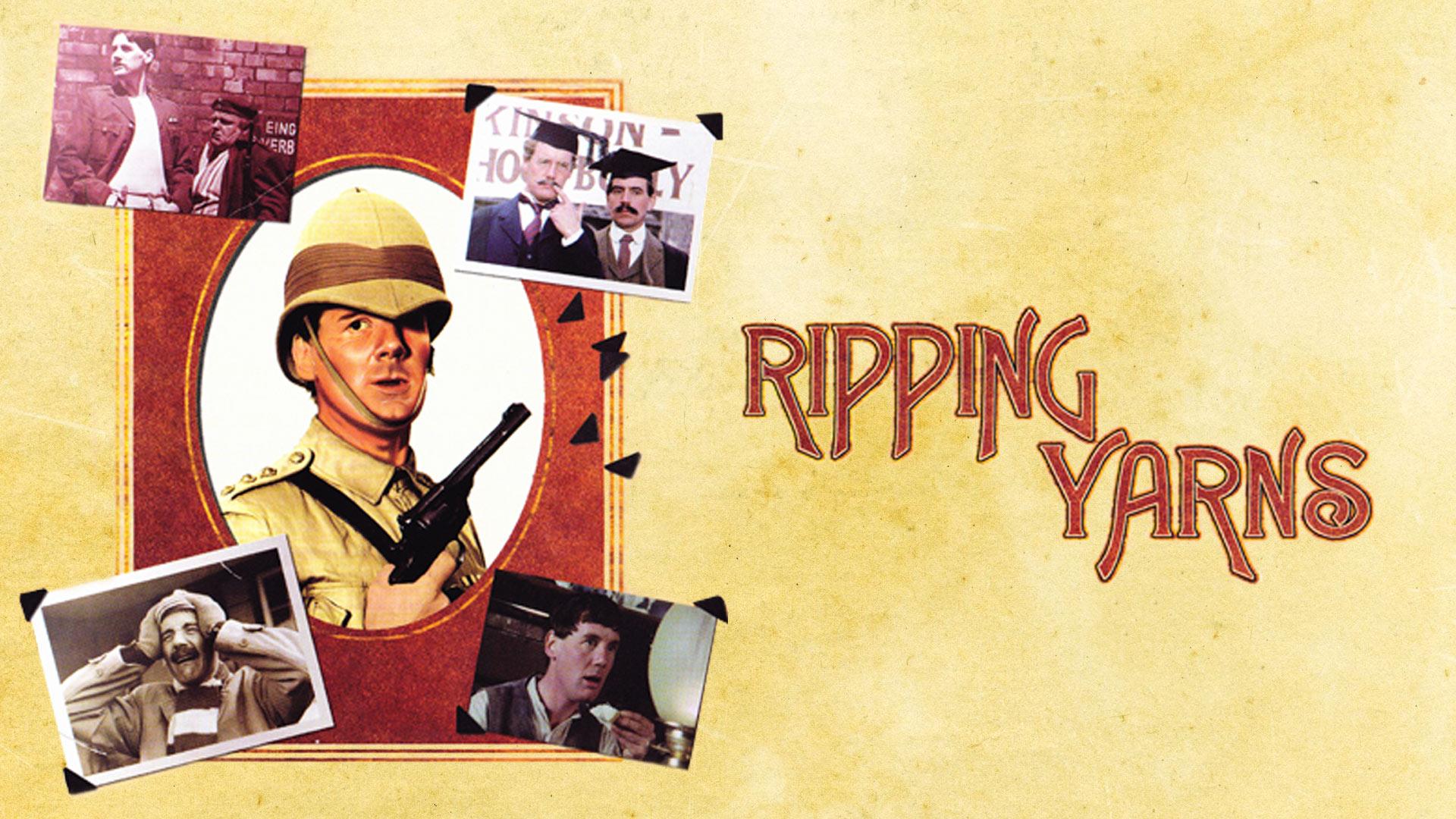Ripping Yarns Season 1