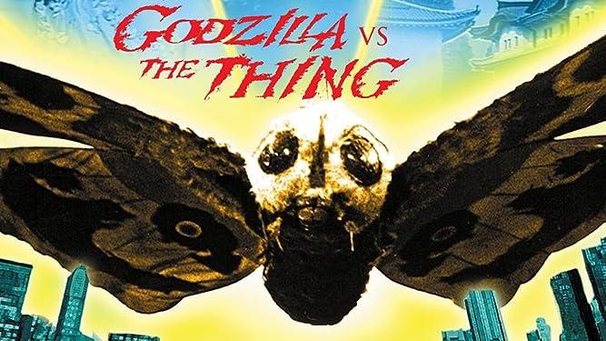 Godzilla vs. The Thing
