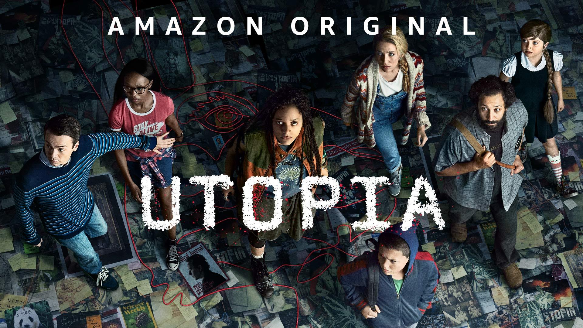 Utopia- Seizoen 1