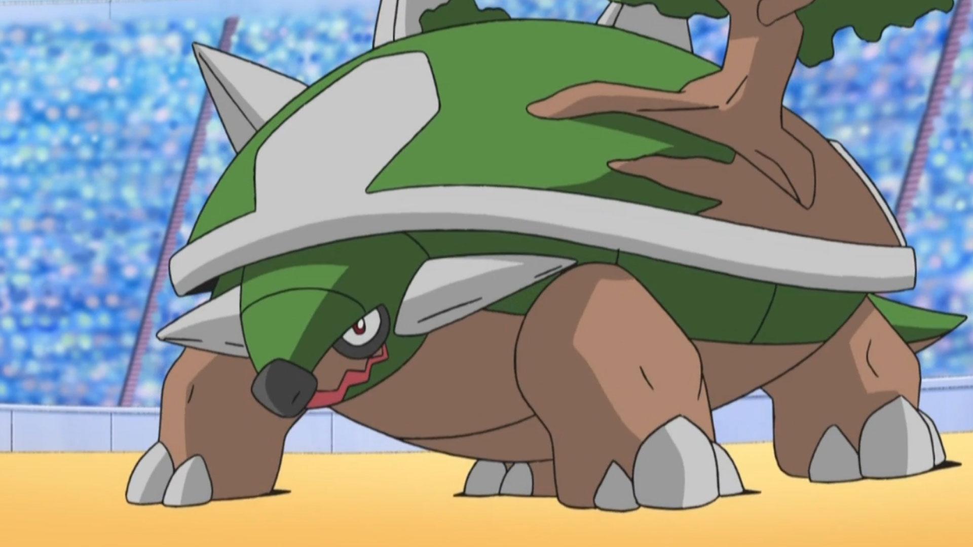 Pokémon the Series: Diamond and Pearl - Season 1203
